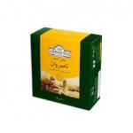 چای احمد نامبروان تی بگ100عددی و محصولات چای احمد