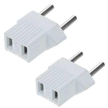 مبدل دوشاخه برق 110 به 220 ولت و لوازم الکترونیک