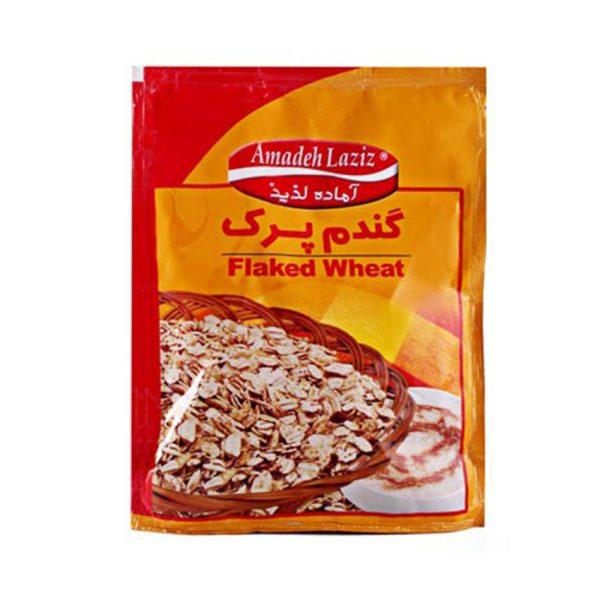 گندم پرک آماده لذیذ FLAKED WHAET