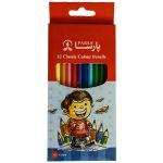 پارسا- مداد رنگی 12 رنگ
