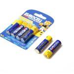 باتری قلمی 4 عددی یوروسل EXTRA HEAVY DUTY