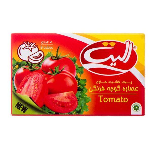 عصاره گوجه فرنگی الیت TOMATO BOUILLON