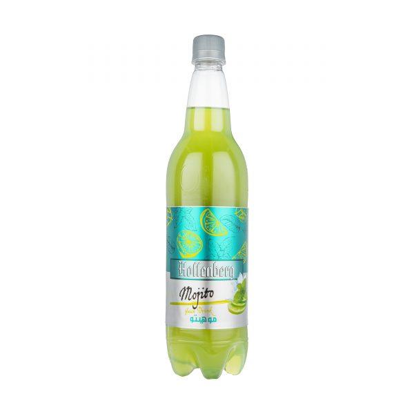 آبمیوه موهیتو هوفنبرگ نوشابه گازدار میوه ای پت 1 لیتری