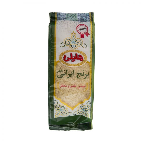 برنج ایرانی فجر 900 گرمی هایلی