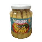 crop-بچه ذرت در آب نمک