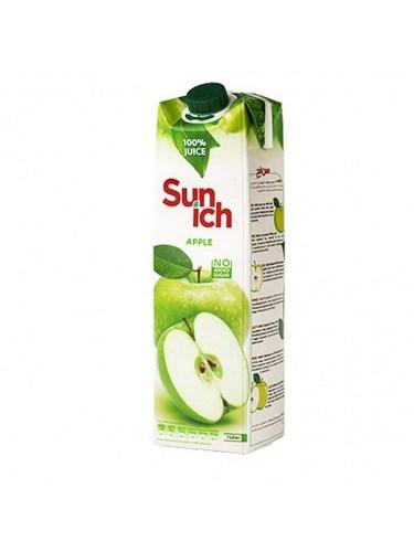 آبمیوه نکتار سیب سن ایچ پاکت 1 لیتری