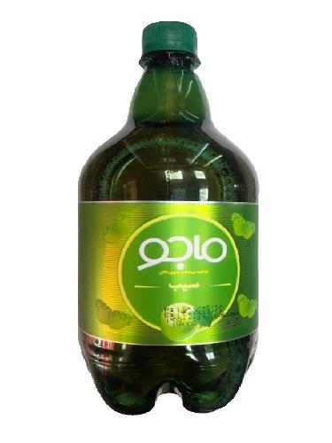 نوشیدنی مالت بدون الکل سیب ماجو 1 لیتری