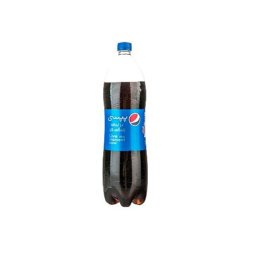 پپسی کولا نوشابه مشکی 1.5 لیتری