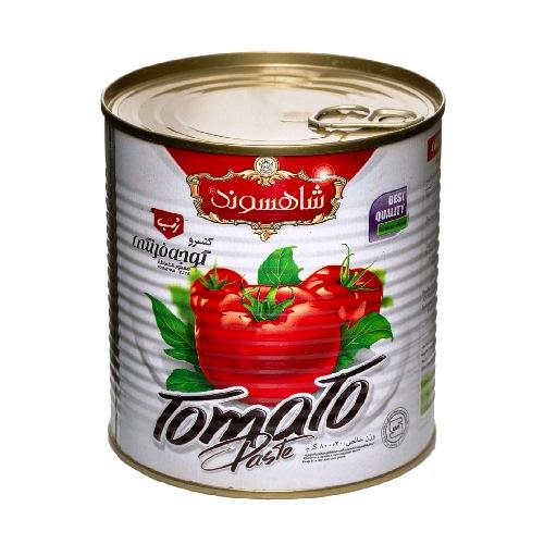 رب گوجه فرنگی شاهسوند 800 گرمی